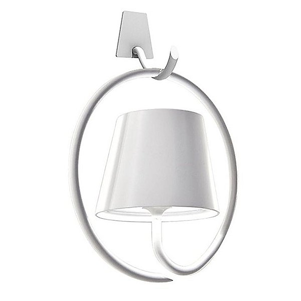 Poldina 89 LED Rechargeable Wall Sconce