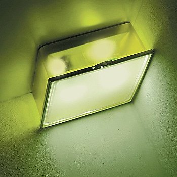 Shown in Green finish