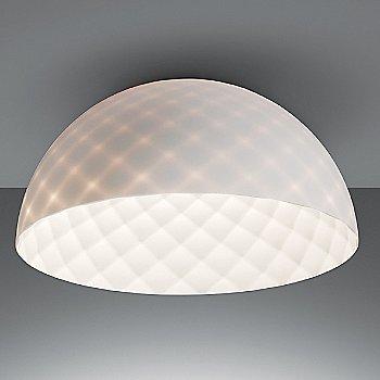 Capitone LED Dome Flushmount, in use