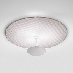 Capitone LED Semi-Flush Mount Ceiling Light