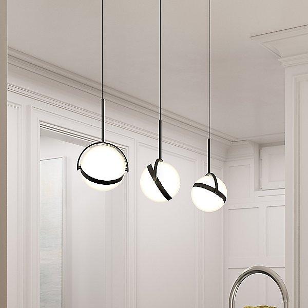 Globo LED Linear Suspension Light