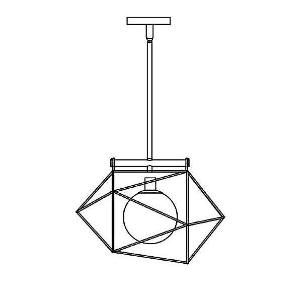 Necto Pendant Light
