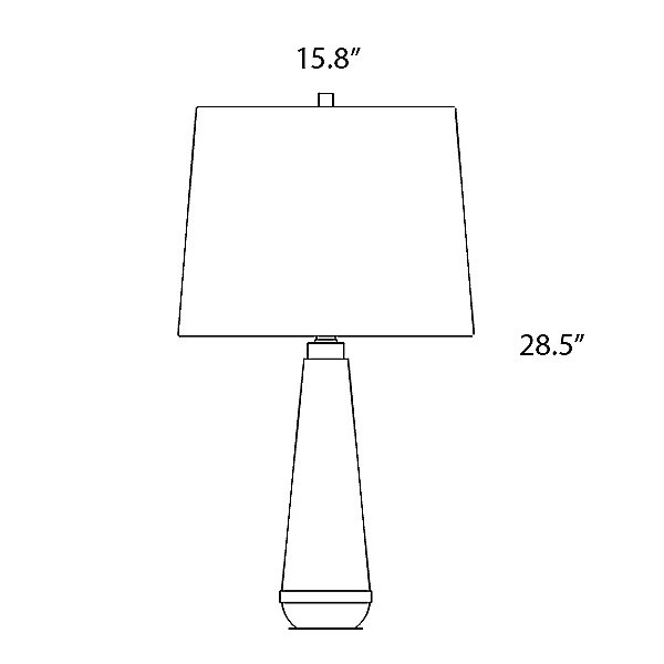 Calista Table Lamp