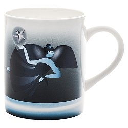 Blue Christmas Dancer/Soldier Mug