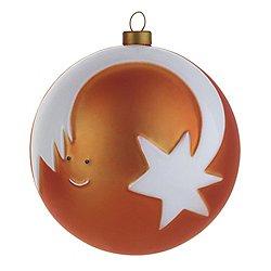 AMJ13 7 Stella Cometa - Star Comet, Christmas Ornament