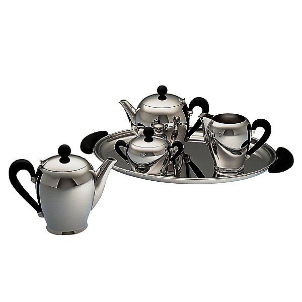 Bombe Tea Pot