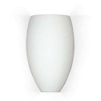 Satin White finish, Not illuminated