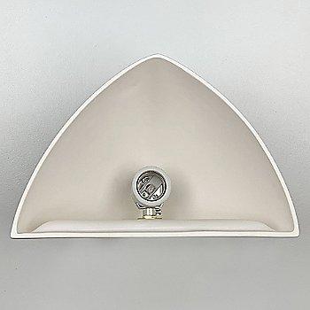 Cream Satin finish / back view