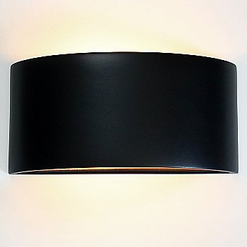 Black Gloss finish, illuminated