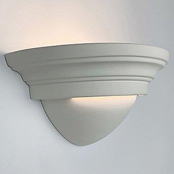 Cream Satin finish, illuminated