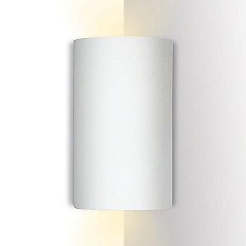 Satin Waite finish, illuminated