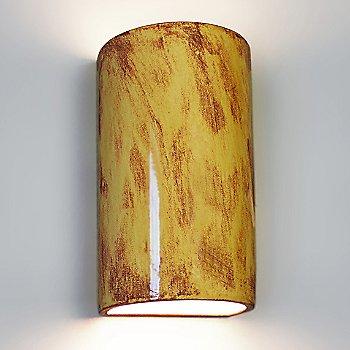 Desert Blaze finish, illuminated