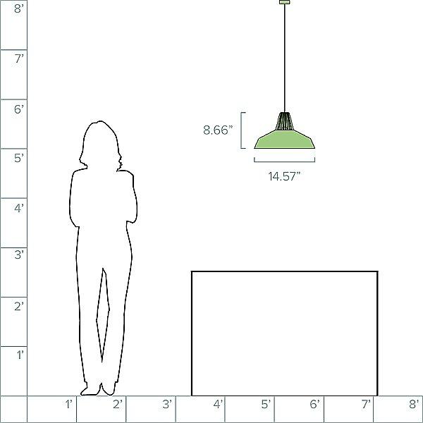 Le Gine C1 Pendant Light