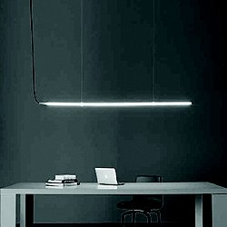 Archetto Shaped C7 LED Linear Suspension Light