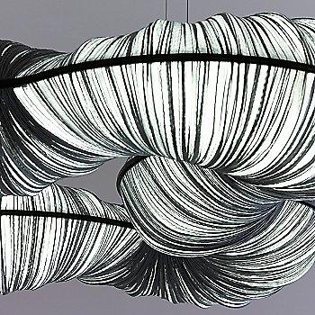 Rotini 55 Pendant Light / Detail view