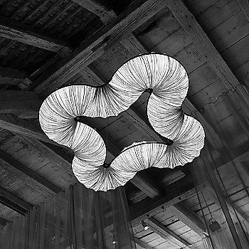 Rotini 55 Pendant Light / in use