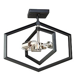 Milo Semi Flush Mount Ceiling Light