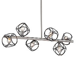 Nadia Linear Suspension Light