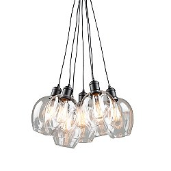 Lina Multi-Light Pendant Light