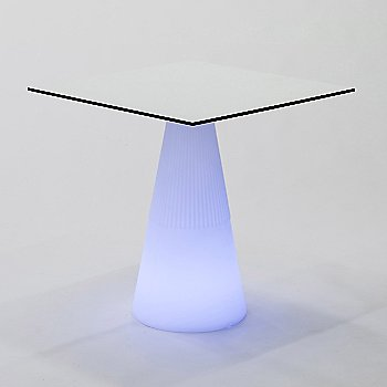 Provence Squara LED Table