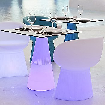 Provence Squara LED Tablea / in use