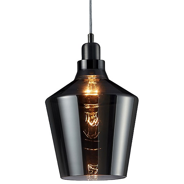 Calais Glass Mini Pendant Light