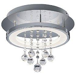 Dorian Round LED Flush Mount Ceiling Light