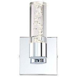 H2O 282410106 LED Bathroom Wall Sconce