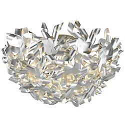 Pinwheel Flush Mount Ceiling Light