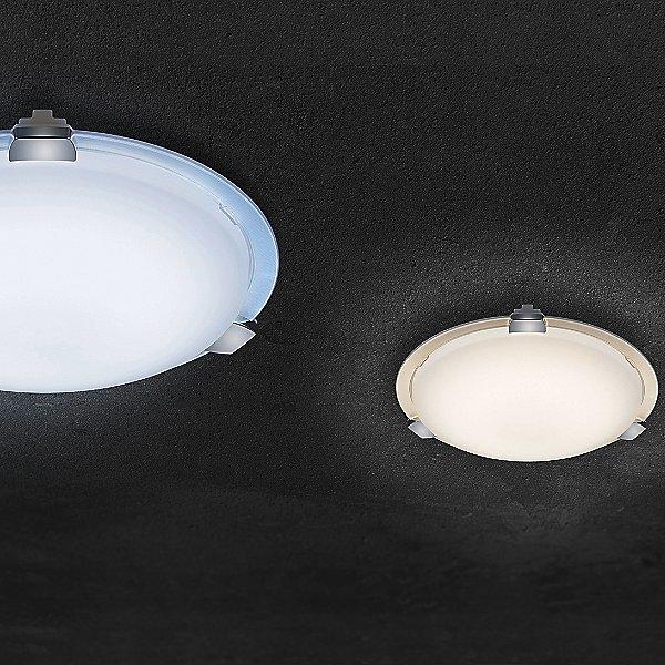 Yokohama LED Flush Mount Ceiling Light with Remote Control