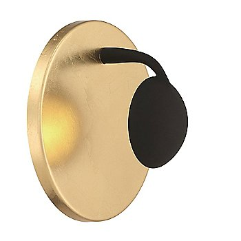 Gold with Black finish