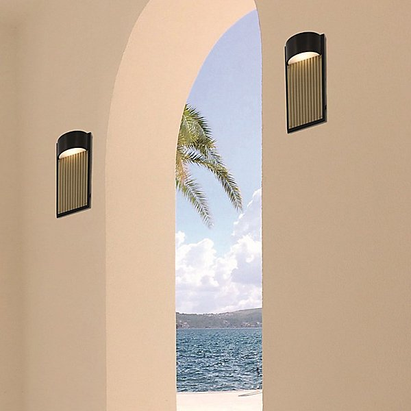 Las Cruces LED Outdoor Wall Light