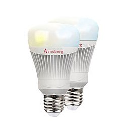 Connected Smart Bulb Kit (2-Pack)