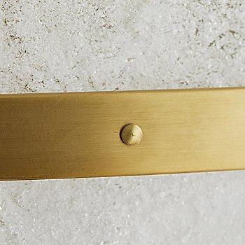 Antique Brass finish / Detail view