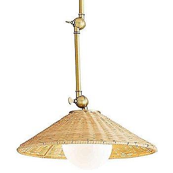 Padma Pendant, Illuminated