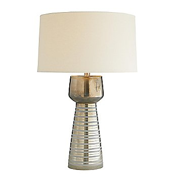 Silveria and Frosted Stripe finish, lit