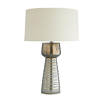 Silveria and Frosted Stripe finish, unlit