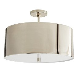Tarbell Semi-Flush Mount Ceiling Light