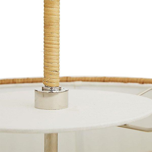 Sea Island Drum Pendant