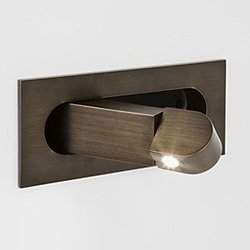 Digit LED Wall Sconce (Bronze Plated) - OPEN BOX RETURN