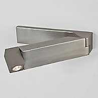 Tosca Wall Sconce by Astro (Matte Nickel) - OPEN BOX RETURN