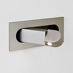 Digit LED Wall Sconce by Astro(Matte Nickel)-OPEN BOX RETURN