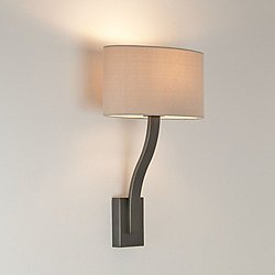 Sofia Wall Sconce (Oyster/Bronze Plated) - OPEN BOX RETURN