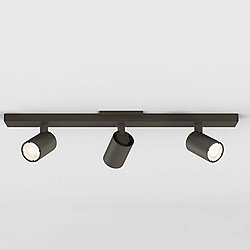 Ascoli Track Light by Astro(Bronze/3 Lights)-OPEN BOX RETURN