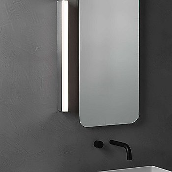In use in bathroom