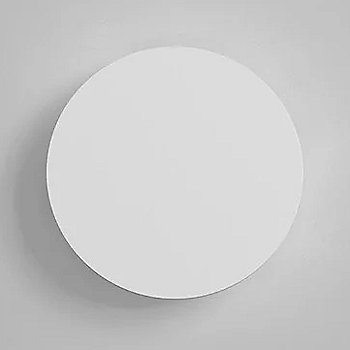 Eclipse Round LED Wall Light with Eclipse Square LED Wall Light