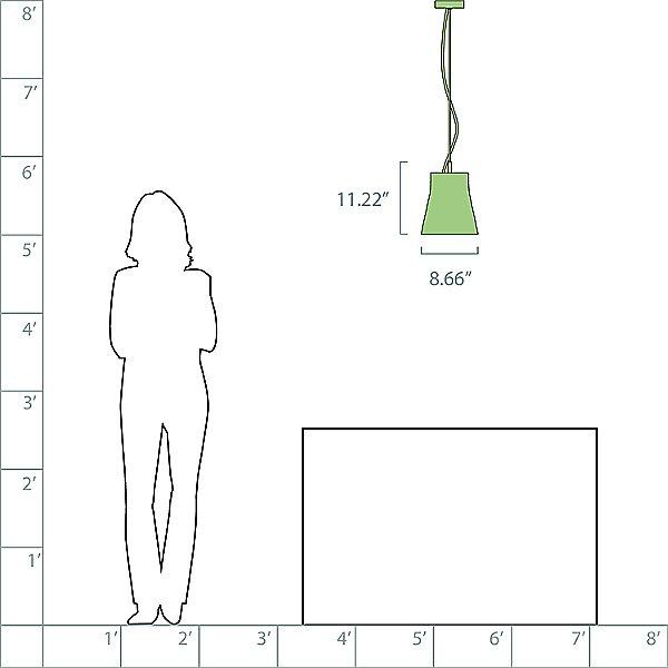 Ithaca Mini Pendant Light