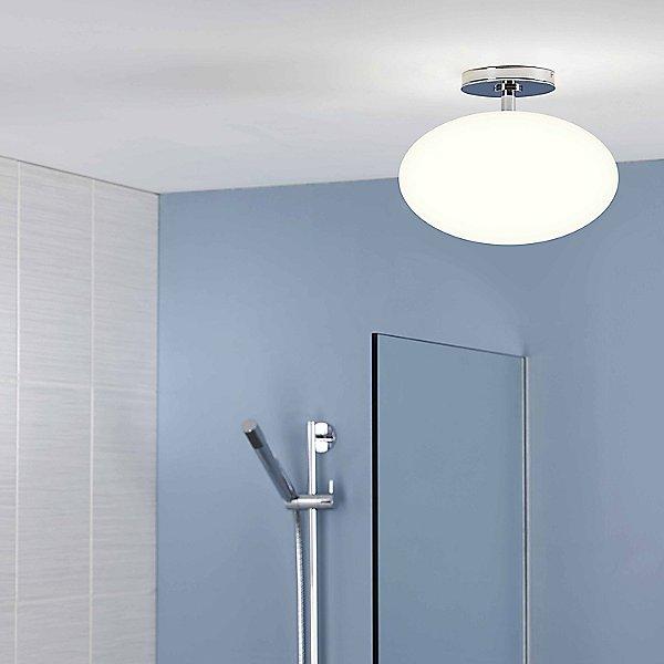 Zeppo Semi-Flush Mount Ceiling Light