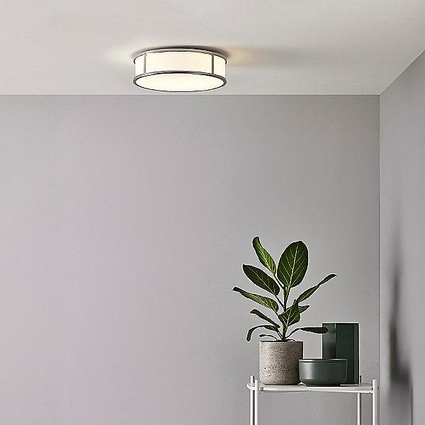 Mashiko Round Flush Mount Ceiling Light