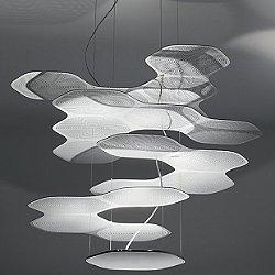 Space Cloud Suspension Light
